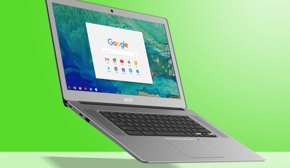 ChromeOS gets chromed with Acer's aluminium Chromebook 15