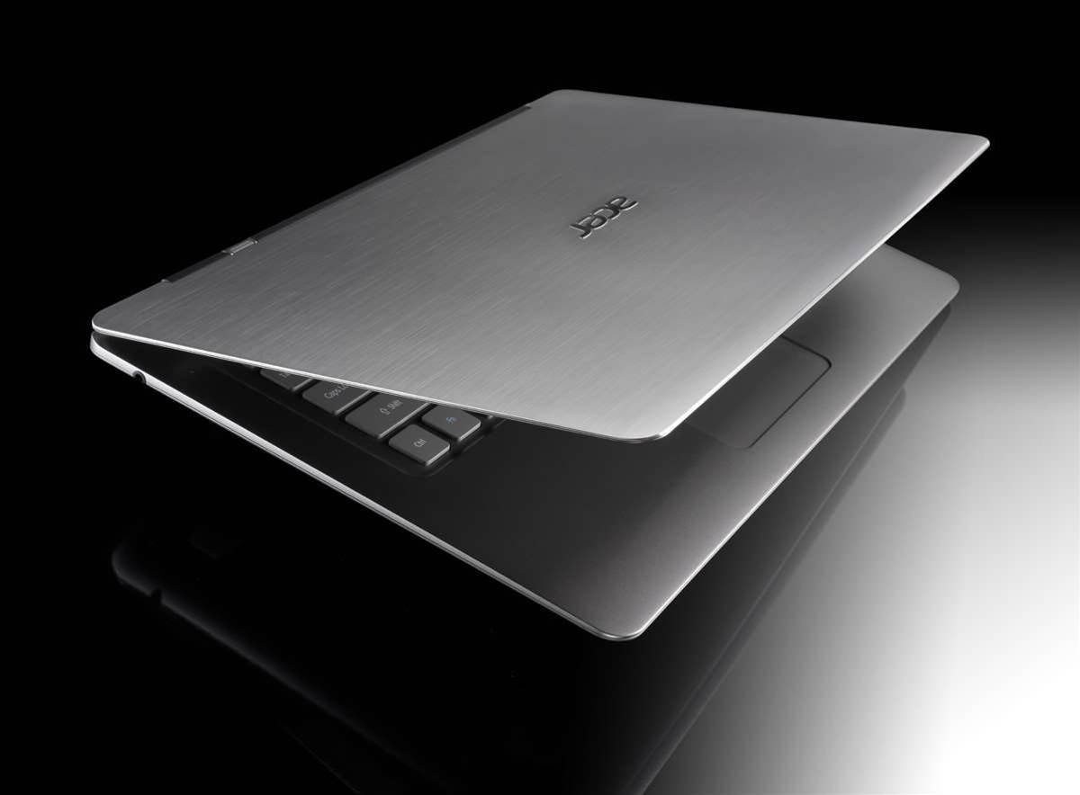 Ultrabooks show surprising variety