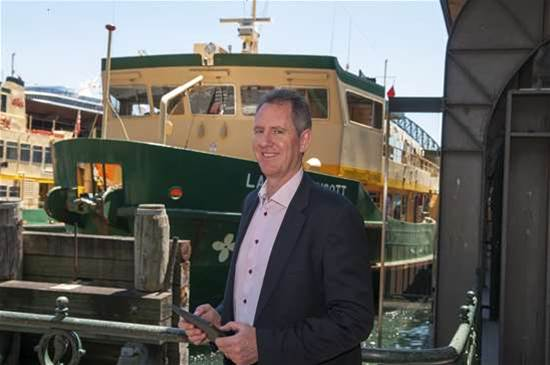 Sydney ferry service targets IT makeover