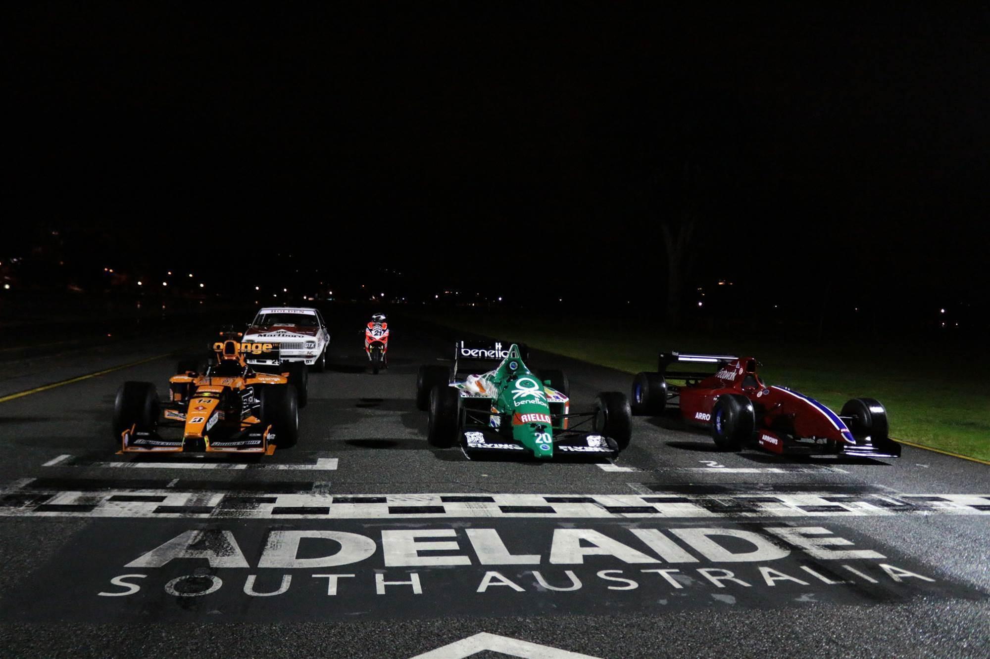 Bumper historic F1 entry for Adelaide Motorsport Festival