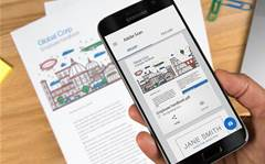 Adobe launches free scanning app with OCR