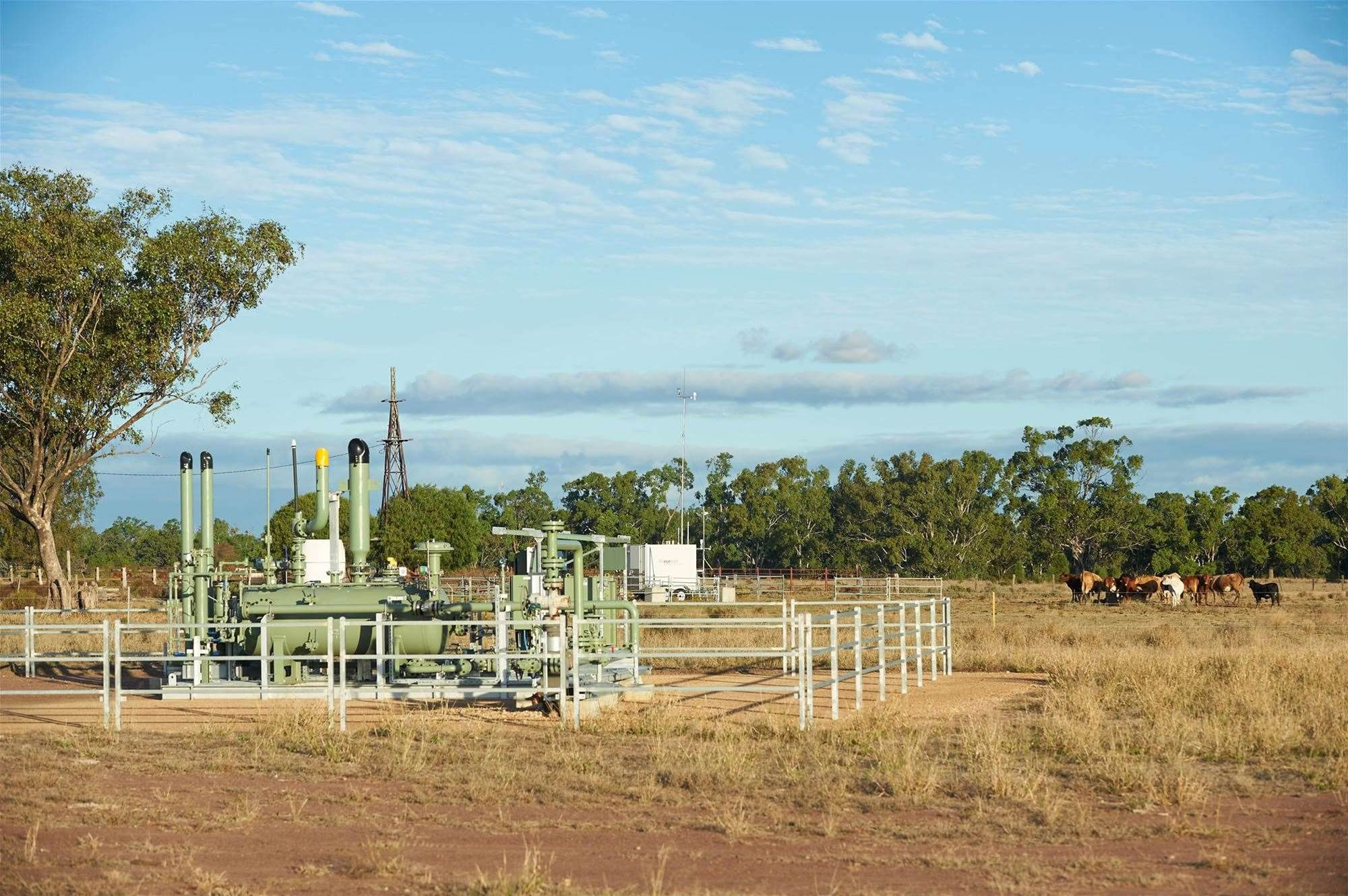 Qld CSG air quality data live-streamed
