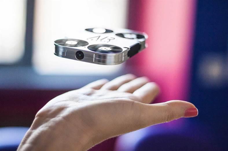 Aussie drone maker wins US marketing deal