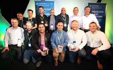 Nimble names Telstra, Deloitte, Blue Central and Onel Consulting as top partners
