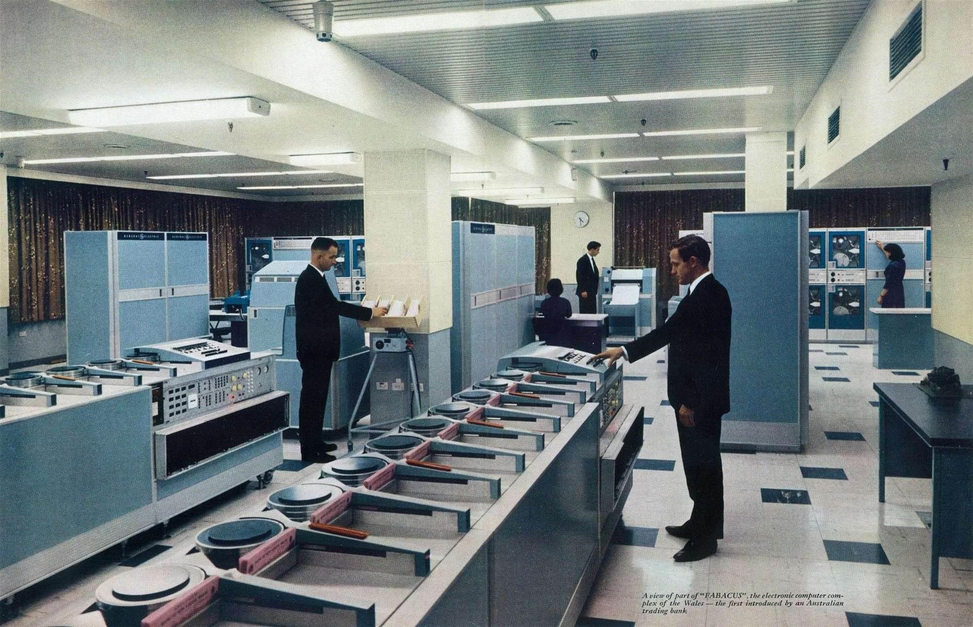 Meet FABACUS, Westpac's first computer