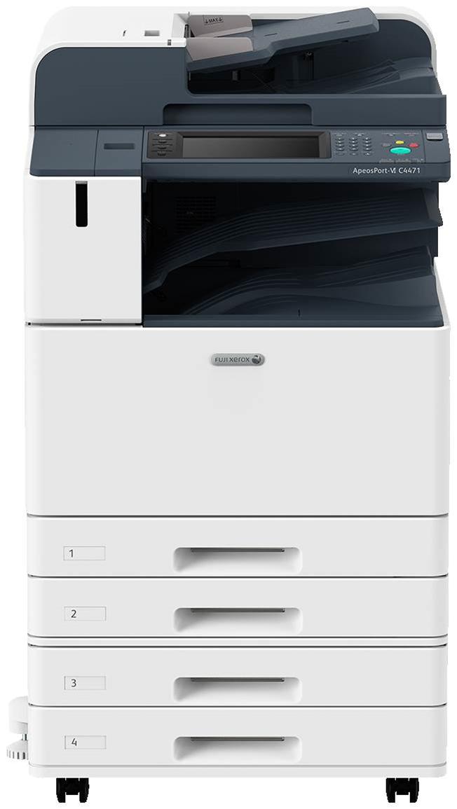 New Fuji Xerox printers make it easier to work in the cloud