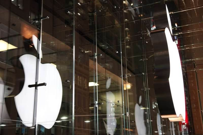 Apple polishes 12th Australian store