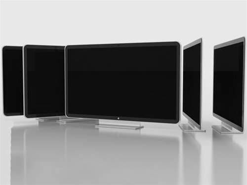Apple testing out television designs