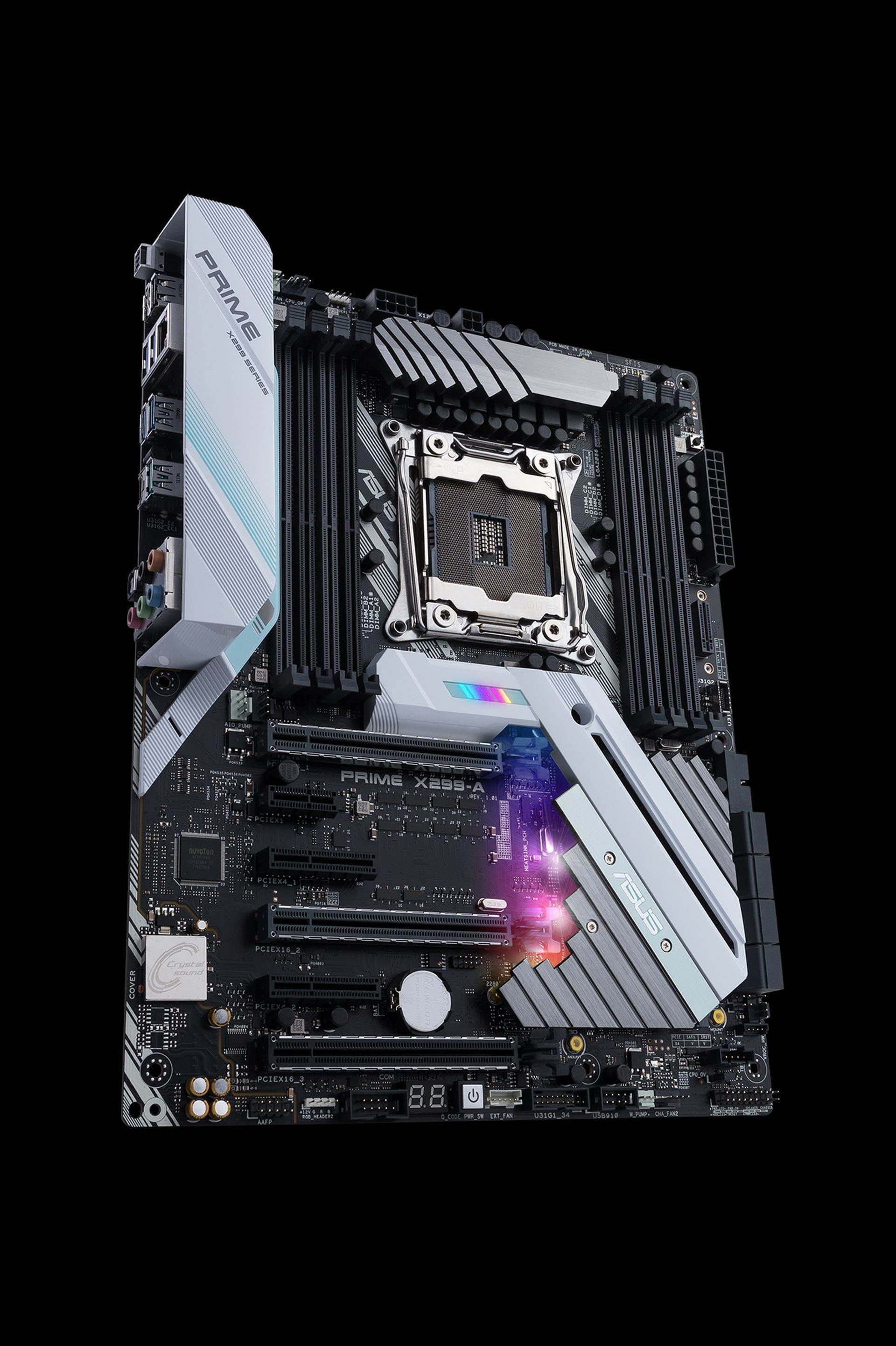 Review: Asus Prime X299-A motherboard