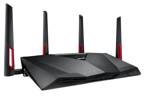 Asus' new ROG RT-AC88U router is aimed at gamers