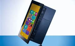 Asus Taichi 21 reviewed: a luxurious laptop/tablet