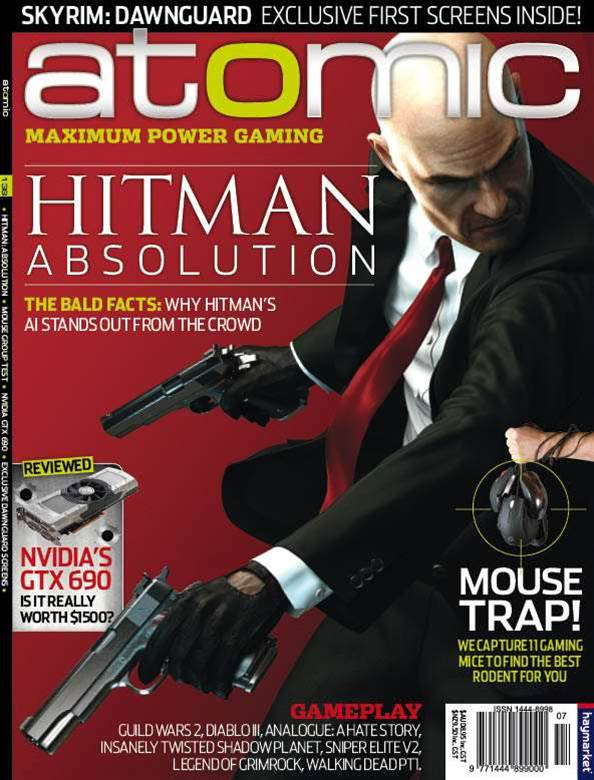 Atomic Issue 138 - ON SALE NOW!
