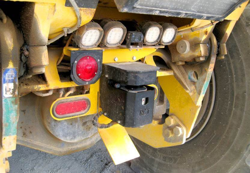 Aurelia's Hera mine trials automated driving tech