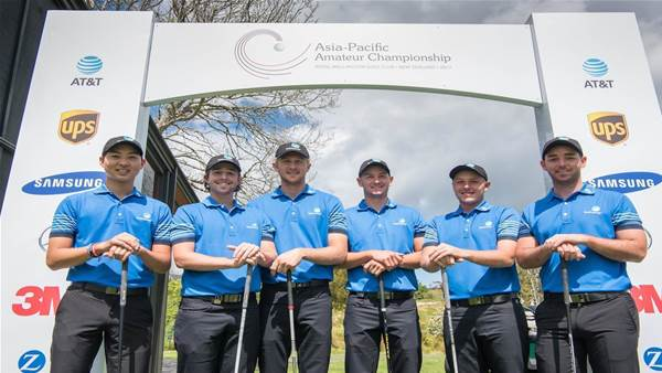 Aussie amateurs dreaming of Augusta