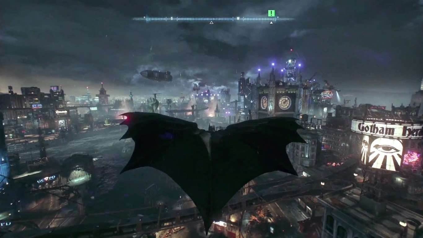 Review: Batman: Arkham Knight