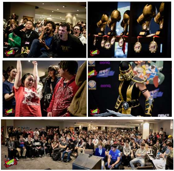 Australia's biggest fighting game tourney is happening in Melbourne this weekend