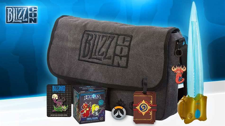 Blizzcon virtual tickets and loot available now
