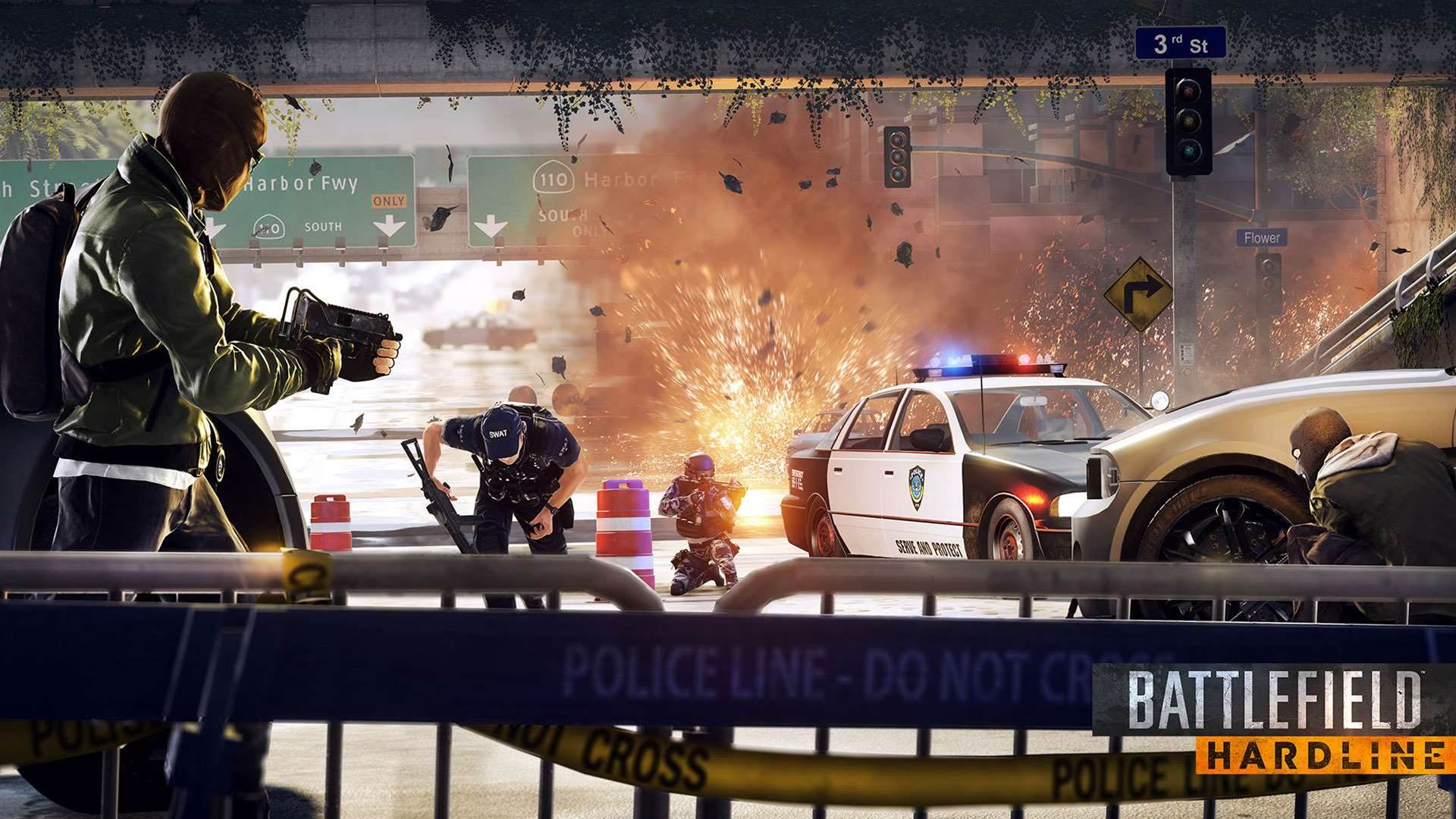 Battlefield: Hardline PC specs revealed - you will need a 64-bit OS