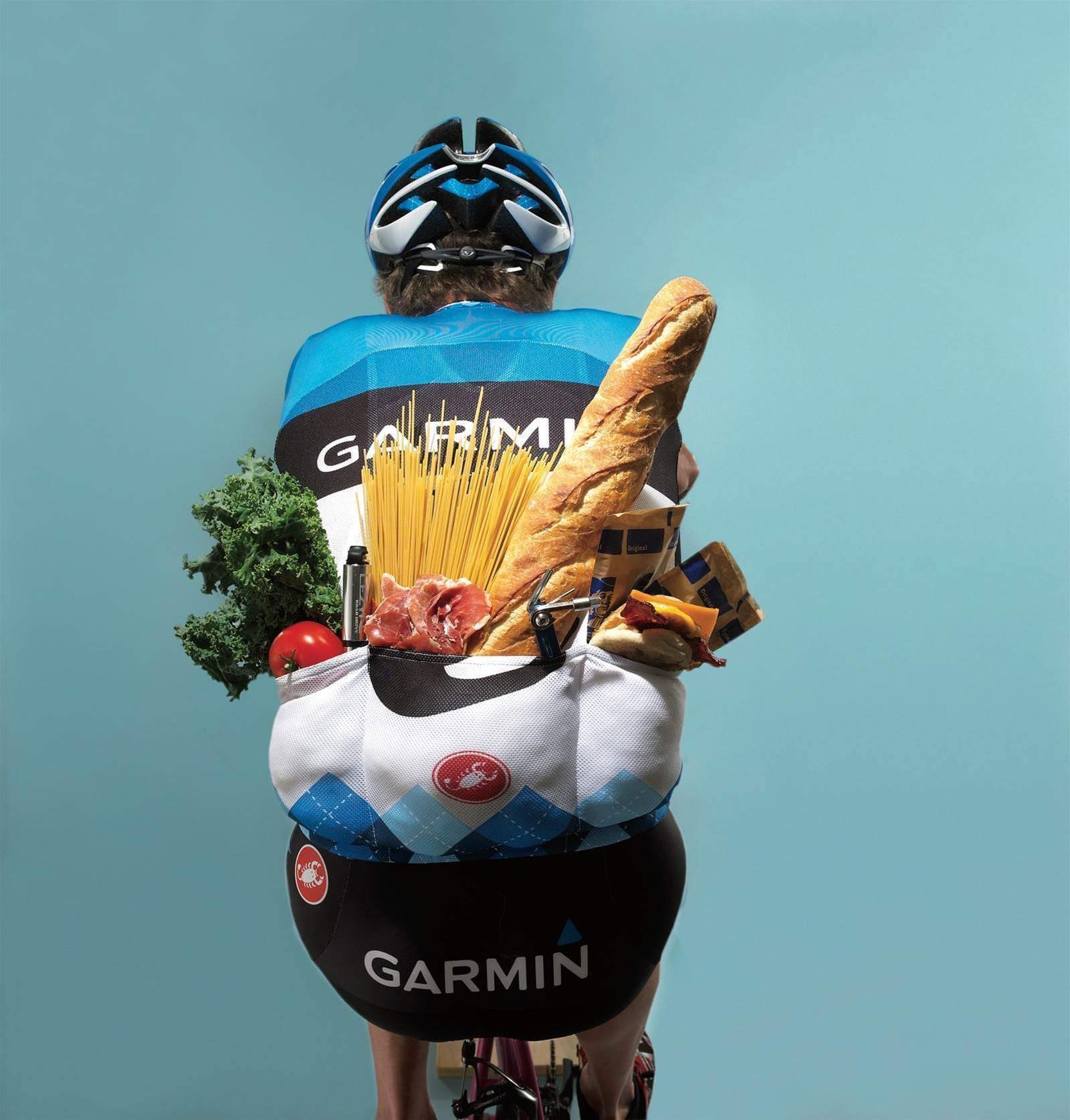 What Does a Tour de France Rider Eat in a Day?