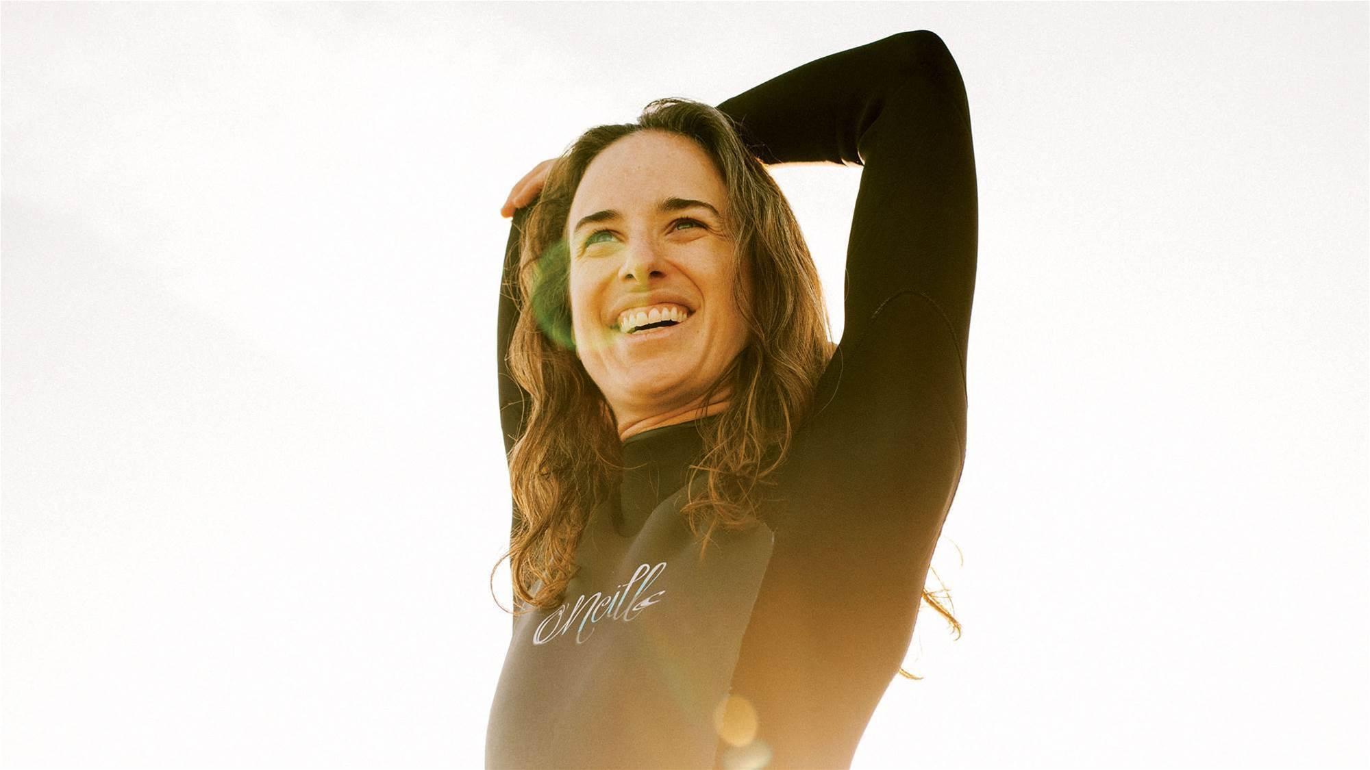 So Much Stoke: Lea Davison on surfing