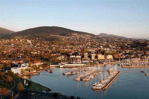 List of places around Hobart where work is underway on connecting the NBN