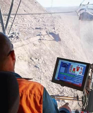 BMA Coal gives screens to dragline operators