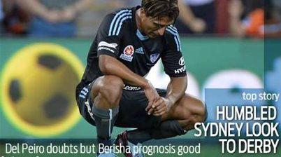 Farina: Del Piero injury no excuse for rout