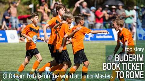 Buderim Wanderers to star on world stage