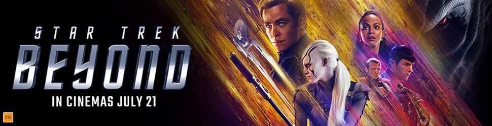 WIN tickets to Star Trek Beyond