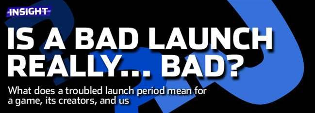 Is a bad launch the end of the world? And if not... why?
