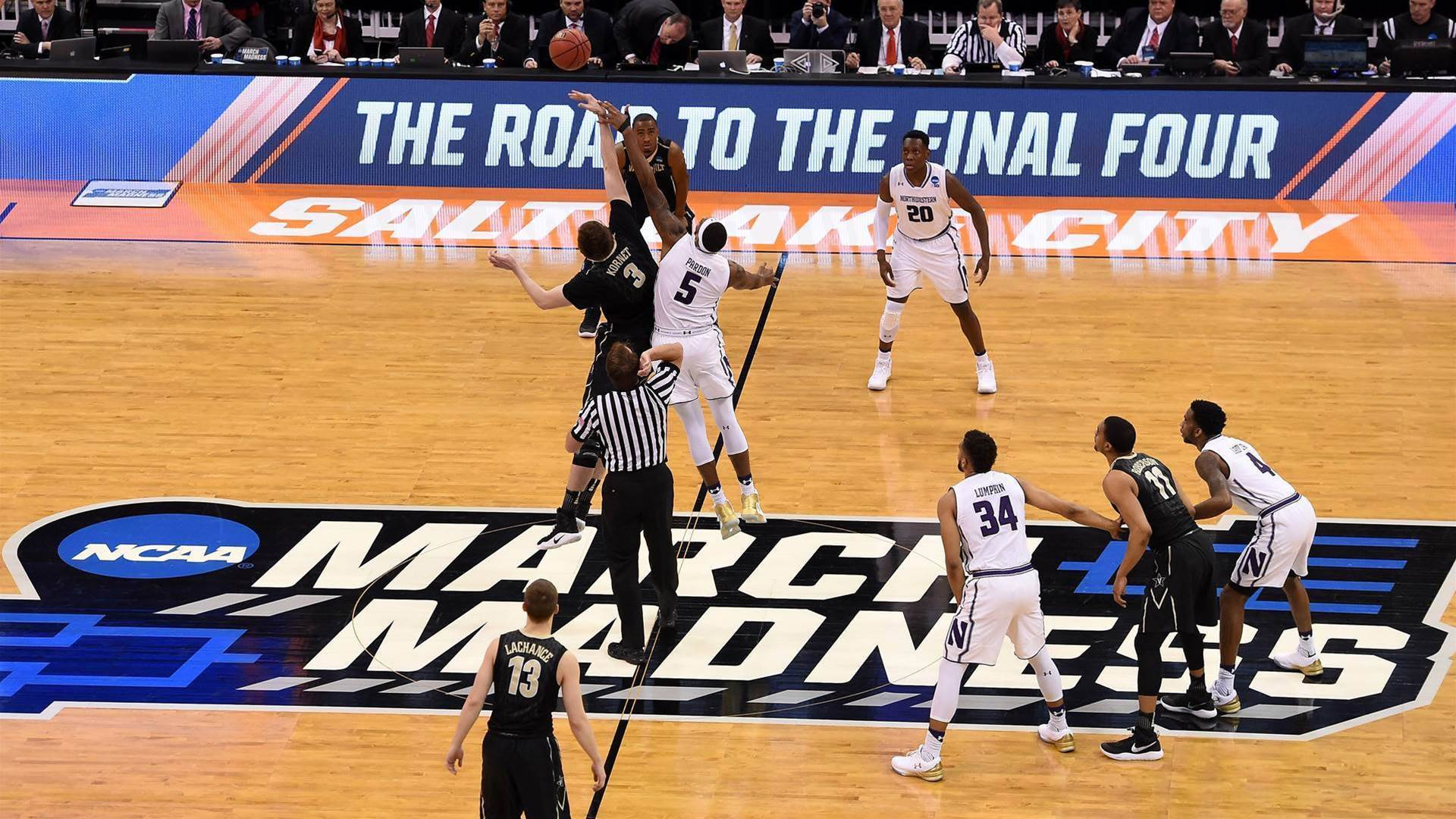 Basketball: March of time