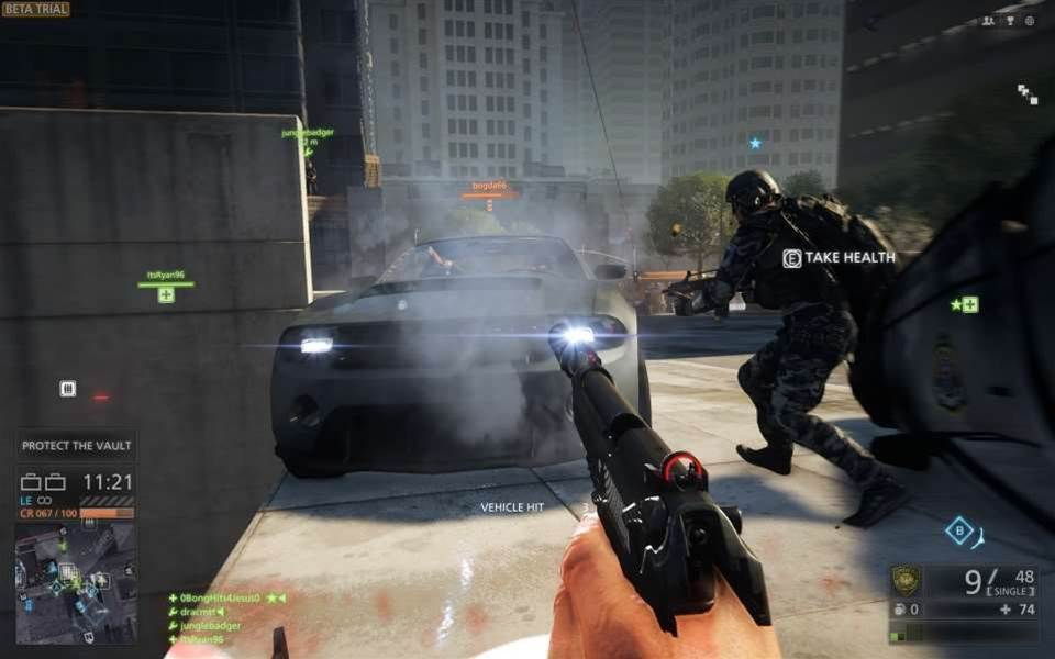 Review: Battlefield Hardline multiplayer