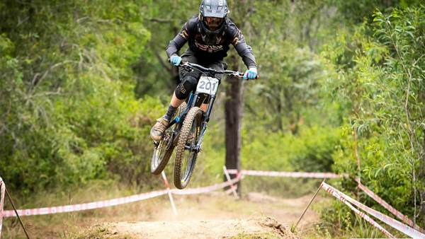 AUS Junior World Champs DH team announced