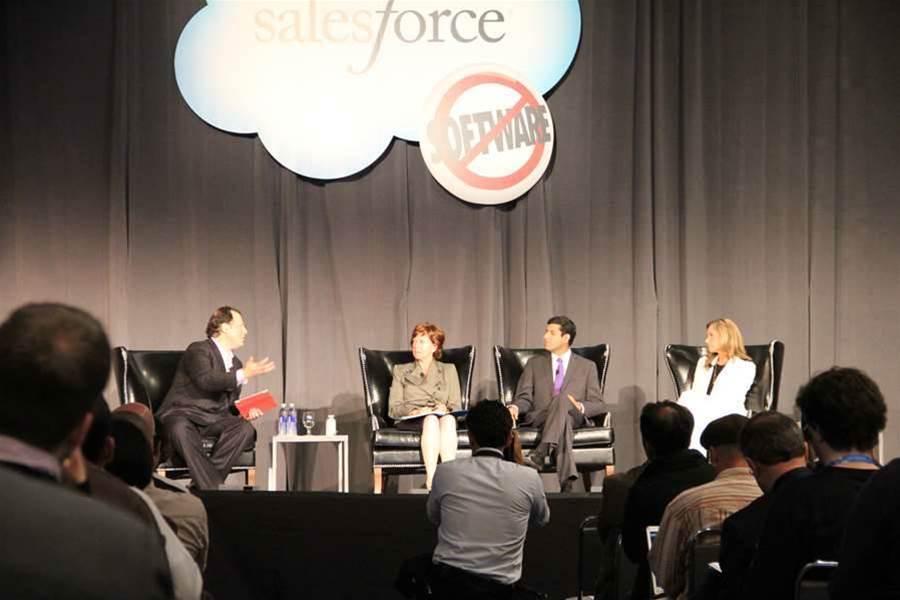 Salesforce nabs former US Govt CIO