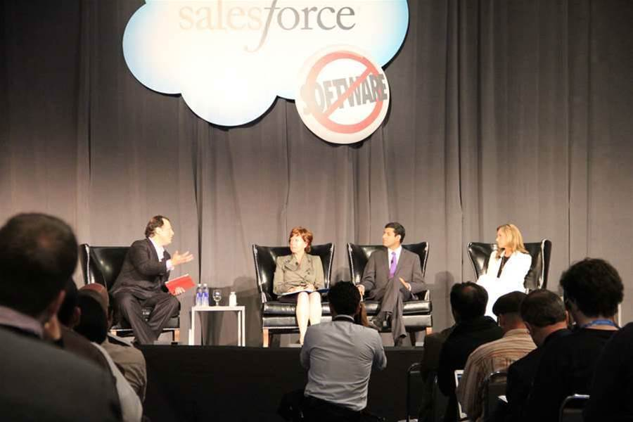 Salesforce nabs former US Govt CIO