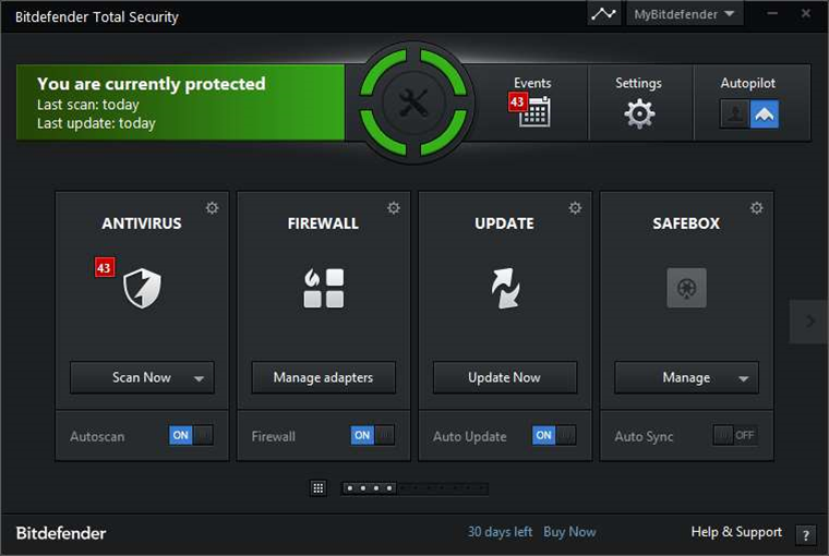 Bitdefender's Total Security 2014 now faster, adds password manager