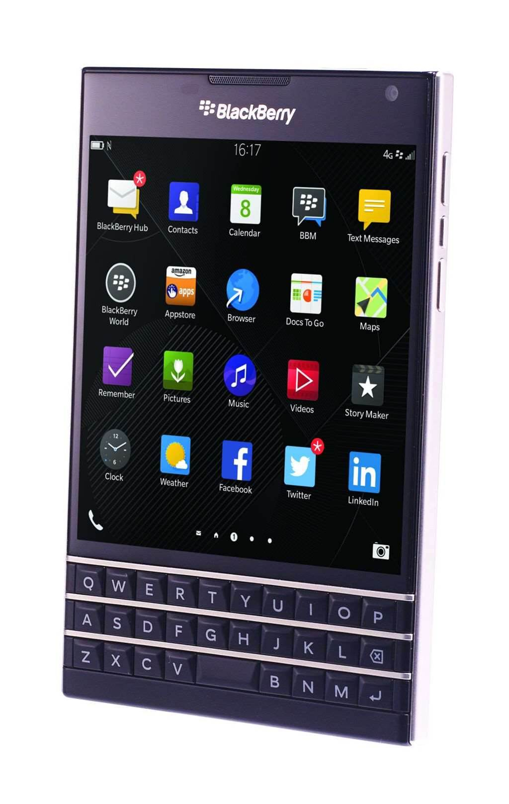BlackBerry may put Android OS on new device