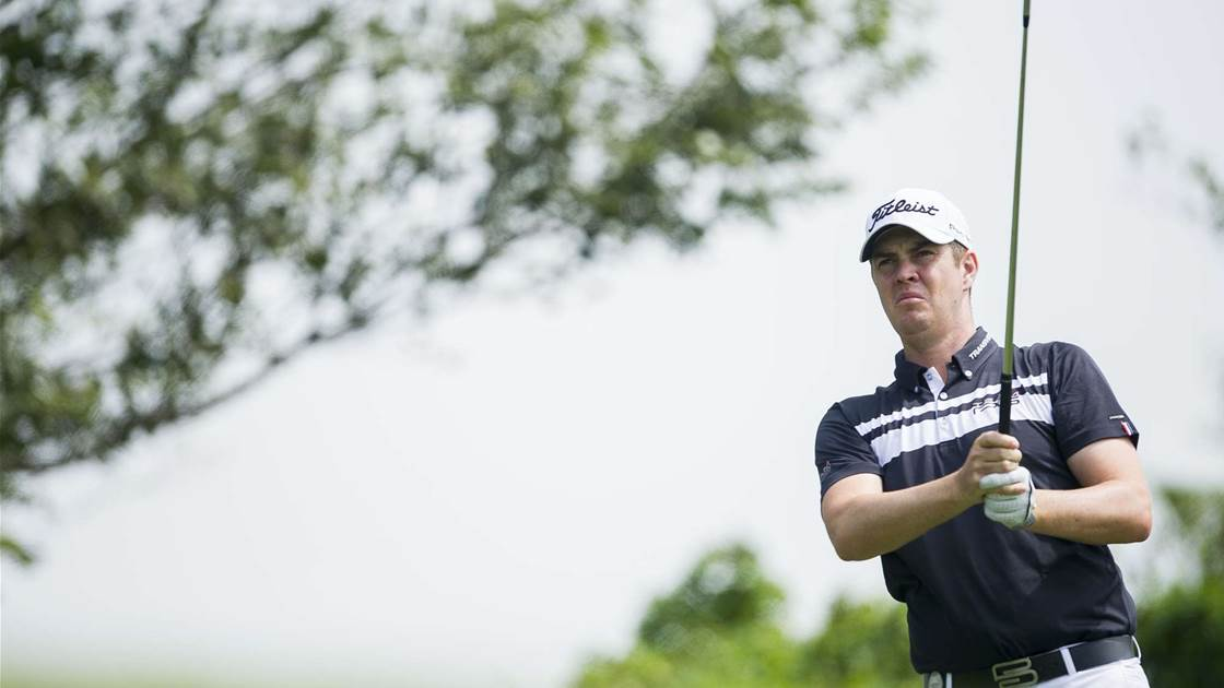 NSW Open: Blyth stumbles then steadies to take title