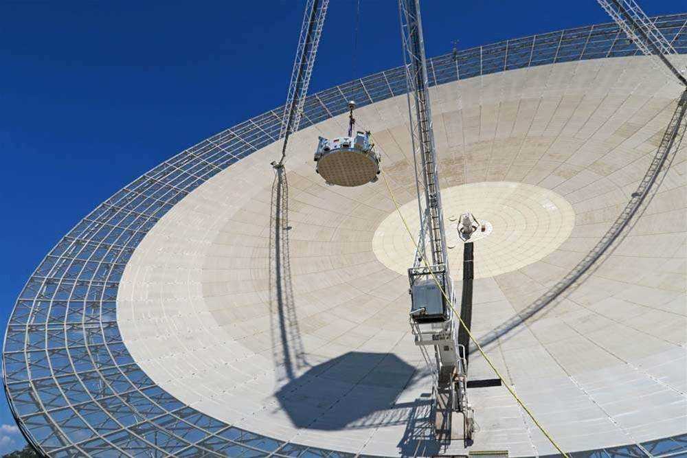 CSIRO ships experimental radio tech to German astronomers