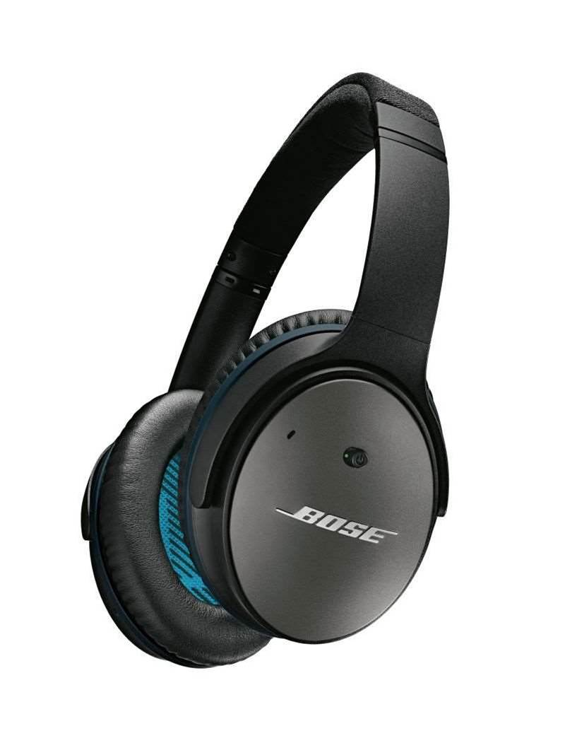 One Minute Review: Bose QC 25 headphones