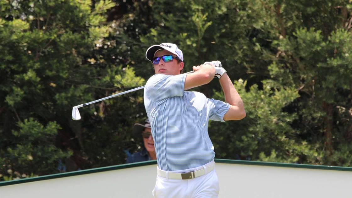 Cool Coletta beats the pros to claim Qld Open trophy