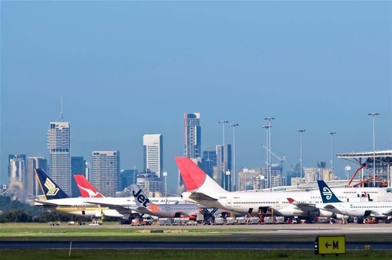 Brisbane Airport goes 'digital by default'