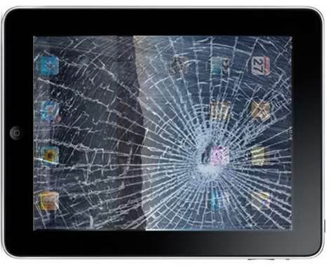 New iPad (iPad 3): Apple's most breakable tablet yet?