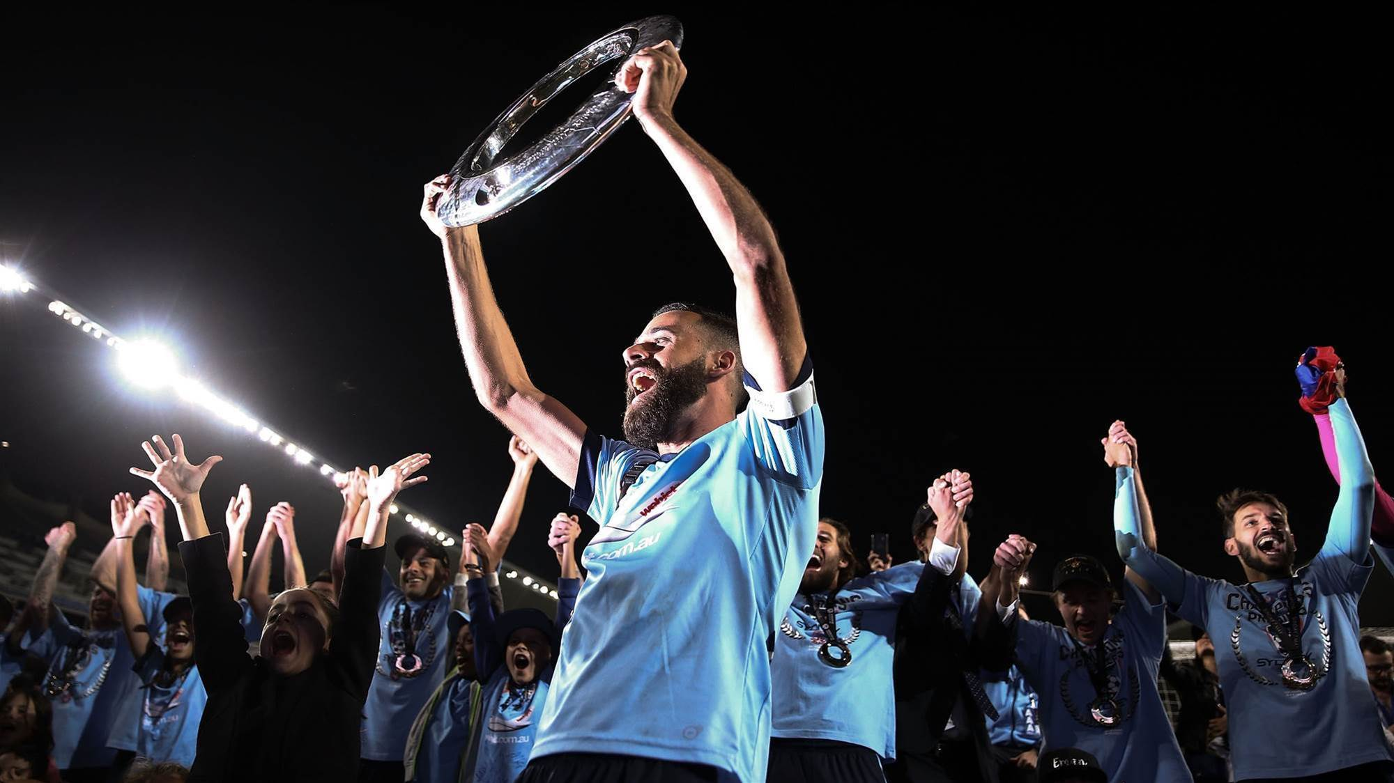Brosque: Sydney FC are hooked on that feeling