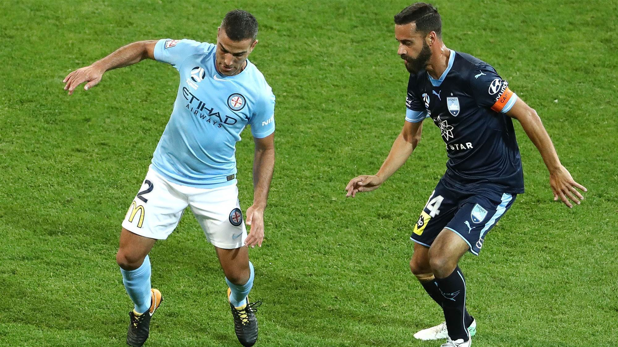 Brosque: We fed off Melbourne City's respect