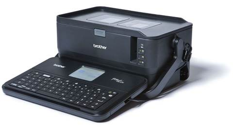New Brother printer produces durable labels anywhere