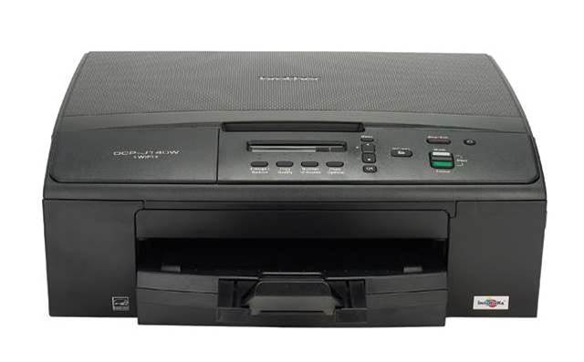 Brother DCP-J140W inkjet reviewed