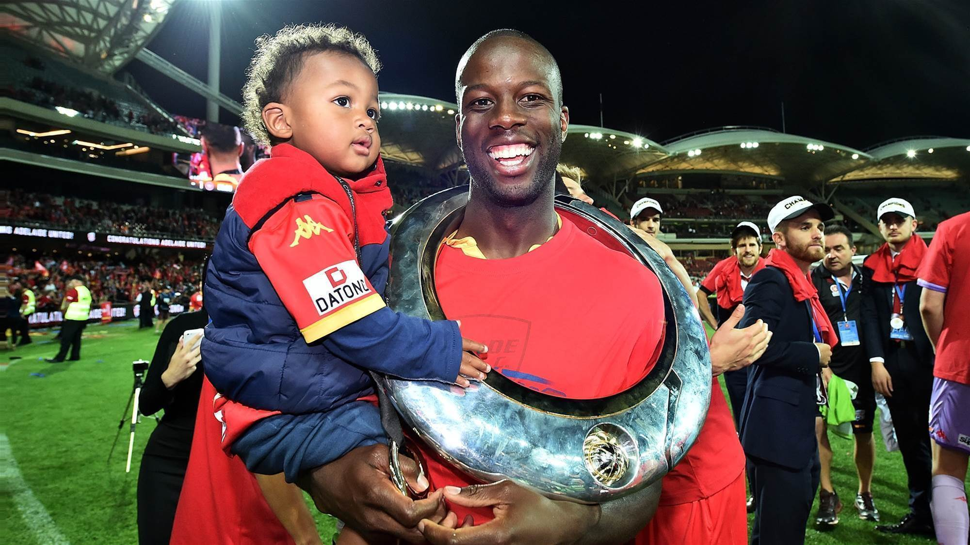 Djite: A-League - The Most Underpaid League