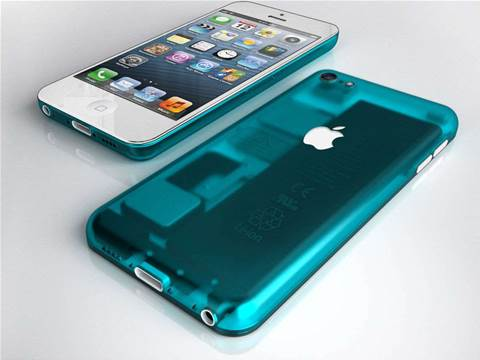 Apple's next iPhone to come in a rainbow of colours?