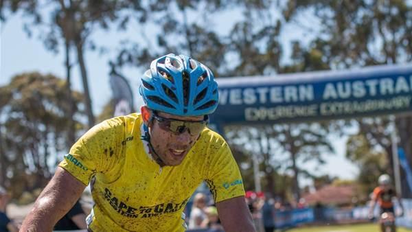 Johnston and Sheppard win 2017 Cape to Cape